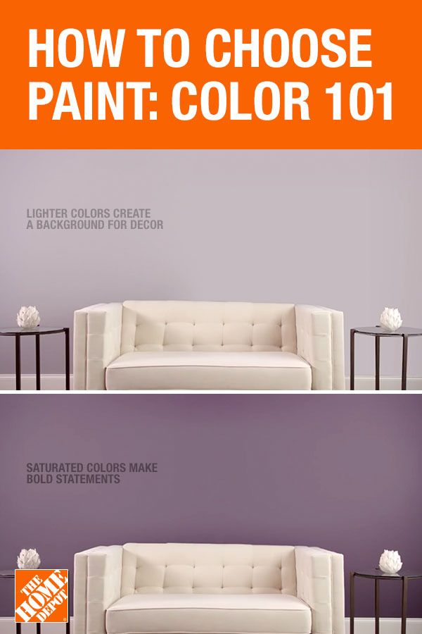 The Perfect Paint Project Starts With A Little Bit Of Planning Like Choosing The Right Paint Sheen To Trans Paint Colors For Home Home Depot Paint Colors Home
