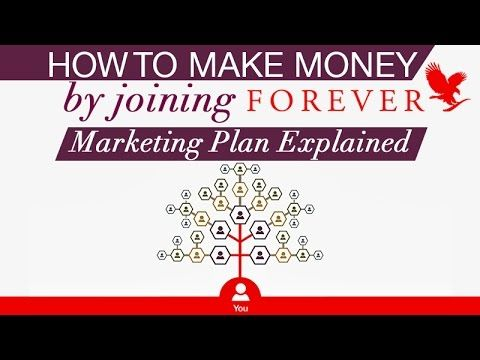 Marketing plan analysis on forever living products