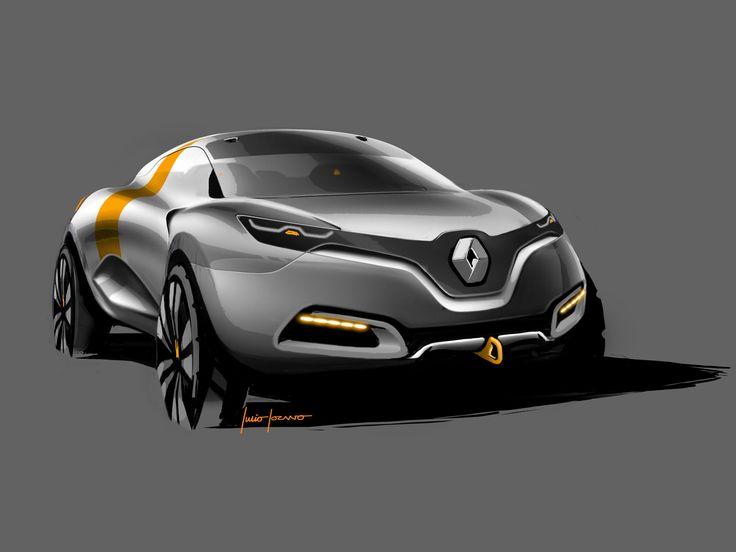 Les 458 meilleures images du tableau future vehicules sur pinterest vehicule concept voiture - Croquis voiture ...