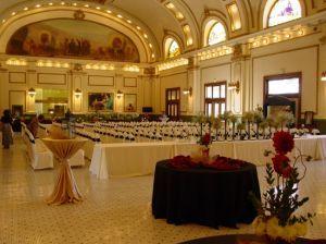 union pacific depot reception center wedding venue salt lake city utah