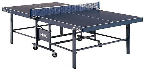 The STIGA Expert Roller Table Tennis Table comes from a long line of exceptional quality tables. This table is designed for tournament play