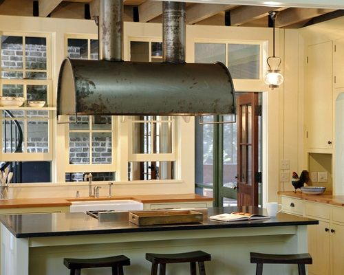 Rustic Kitchen Exhaust Fan Over The Island Knowing More About Kitchen  Exhaust Fan Installation Part 22