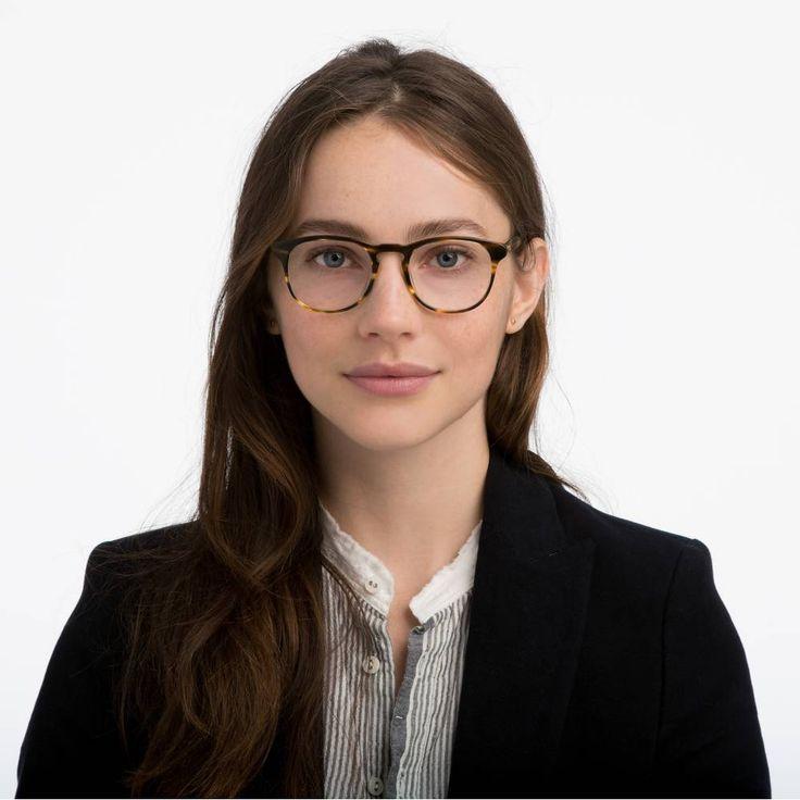Baker Eyeglasses in Striped Sassafras for Women | For