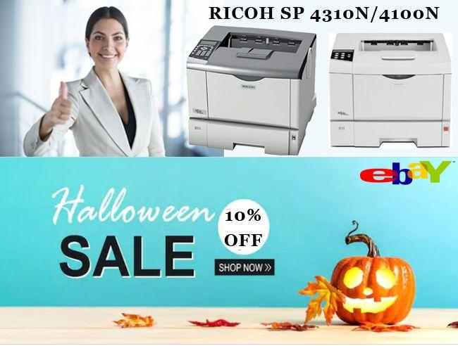 Exclusive Extra 10 Off 100 Ricohtweets Ebay Printer Copier