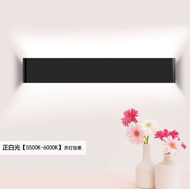 825 LED modern aluminum contracted light corridor, corridor of bedroom the head of a bed the TV setting wall, KTV chandeliers-in Wall Lamps from Lights & Lighting on Aliexpress.com | Alibaba Group