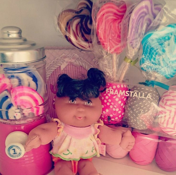 Cabbage patch kids・Doll・fairy・candy・pink・ゆめかわ