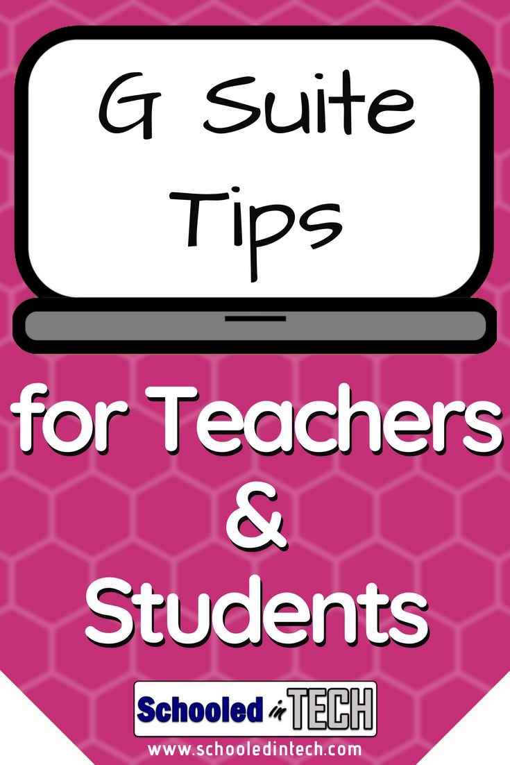 Educational technology Google G Suite tips for students and teachers. Google Tricks and hacks for apps. Includes Google Drive Organization for teacher…