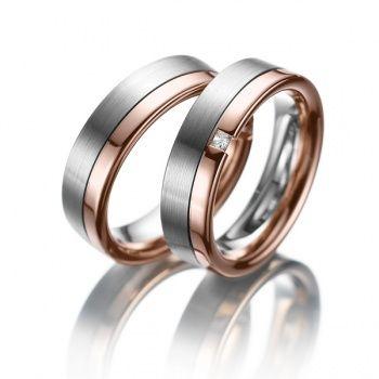 Karikagyűrű pár (KGY-403)