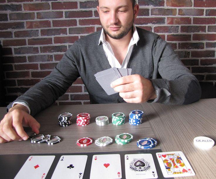 partie de poker avec JAQK Concours Jaqk ~ gagnez 1 bon dachat de 50€