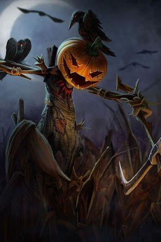 30 best Espantalhos images on Pinterest   Scarecrows, Halloween ...