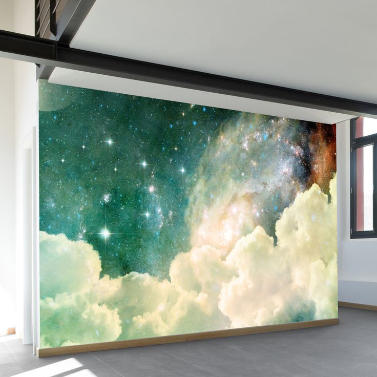 Scientists may have perfected the art of the hologram, but we've perfected the art of teleportation… Well, sort of. Our removable, adhesive wall murals have the ability to transport you to your favorite city, foreign land or modern art museum. Made from the same Fab-Tac material we use for our wallpaper.