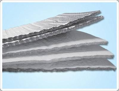 #Radiant_Barrier Foil Radiant barriers are installed in homes -- usually in attics -- primarily to reduce summer heat gain and reduce cooling costs. The barriers consist of a highly reflective material that reflects radiant heat rather than absorbing it. They don't, however, reduce heat conduction like #thermal_insulation materials. http://aerolaminsulations.com/radiant-barrier-foil.php