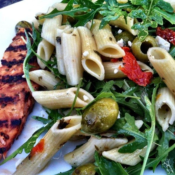 Follow the five steps outlined here for a stunning, irresistible pasta salad.