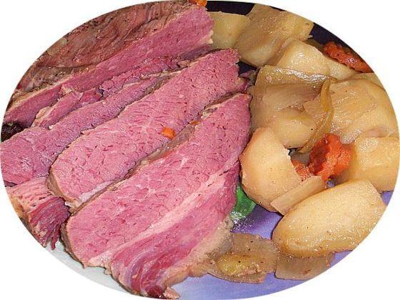 Corned Beef In Beer Crock Pot) Recipe - Food.com