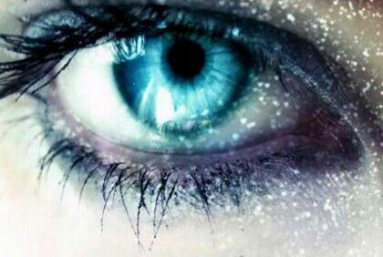 This is the colour of my best friend's eyes ^-^
