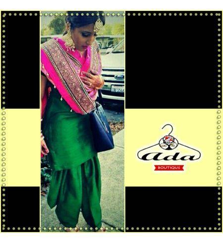 Buy Sizzling Punjabi Dress at Best Price - Kraftly