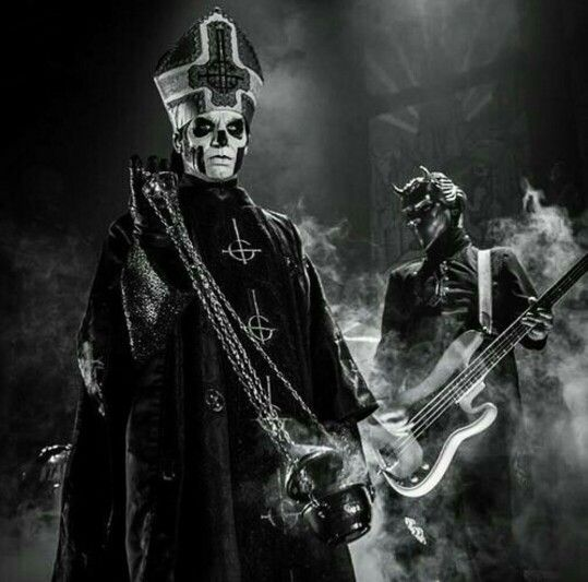 Image result for ghost band