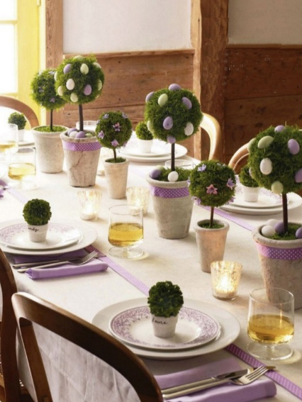 Best spring table setting ideas images on pinterest