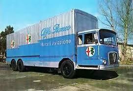 Alfa Romeo Servizio Truck