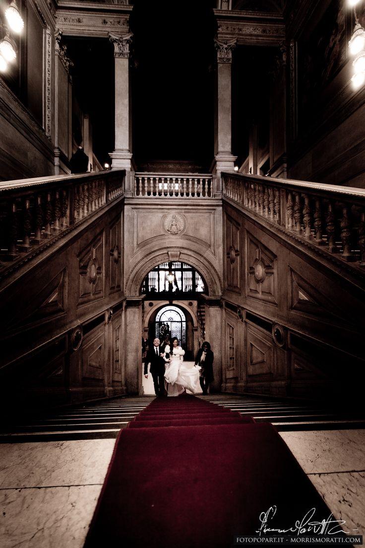 Centro Storico Brescia. Matrimonio in Loggia