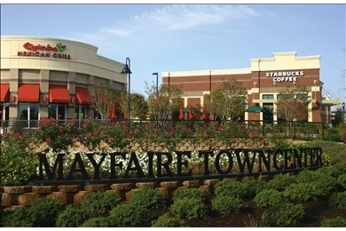 The Forum is an outdoor shopping center with local boutique shops and stores, Italian and Mexican restaurants in Wilmington, NC and close to Wrightsville Beach.