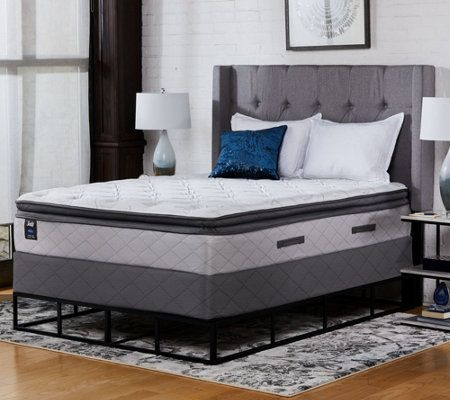 Sealy Luxury Hotel King Pillowtop Mattress Set