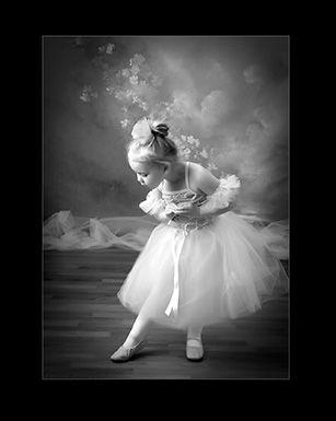 Dream big, baby ballerina!