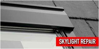 We guarantee a leak proof skylight.