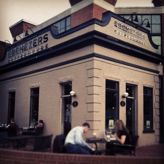 Ebenezers Coffeehouse in Washington, D.C.