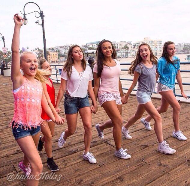 Added by #hahah0ll13 Dance Moms JoJo, Mackenzie, Kalani, Nia, Maddie, and Kendall