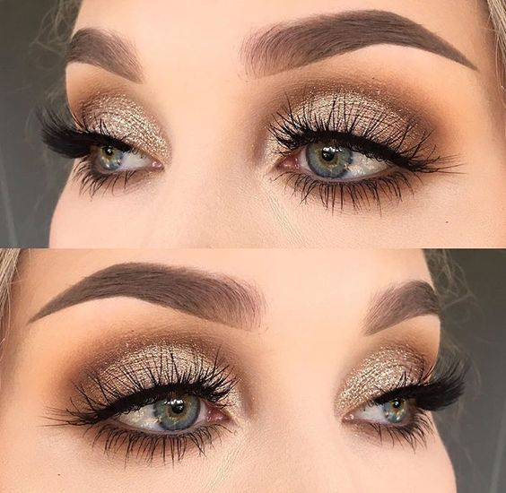 20 New Years Eve Makeup Looks To Ring In 2018