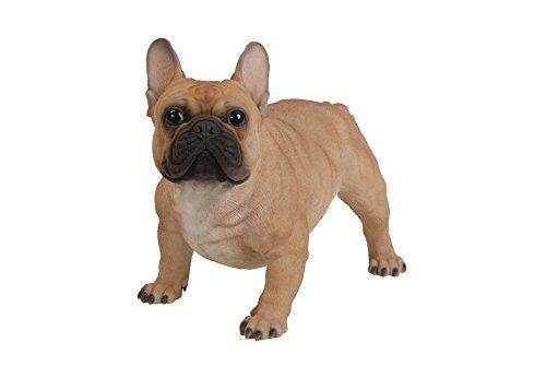 Es gibt immer mehr Hundeliebhaber, die sich einen Deko Hund kaufen. Die Französische Bulldogge ist
