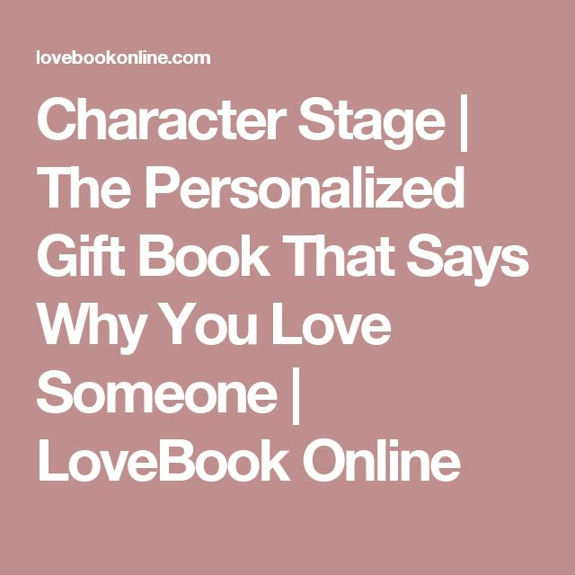 Best 20 character creator online ideas on pinterest character character stage the personalized gift book that says why you love someone lovebook online fandeluxe Image collections