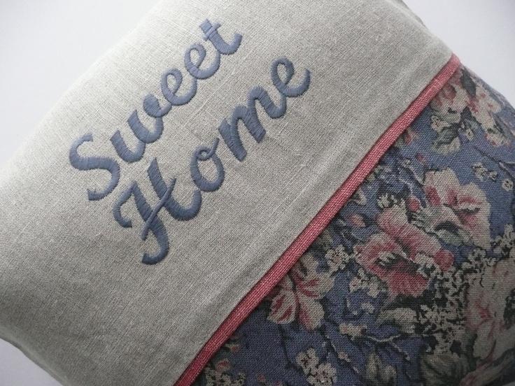 linen pillow bio-textil