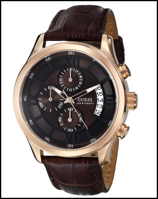 GUESS MEN'S U14504G1 CHRONOGRAPH