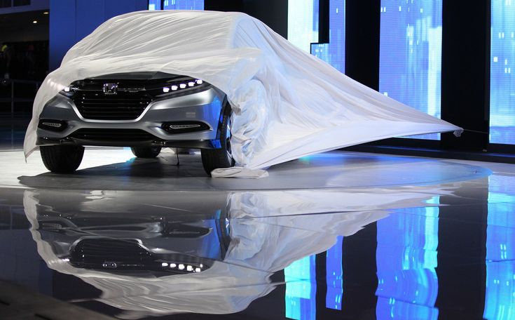 #Honda unveils the Urban SUV Concept at #naias