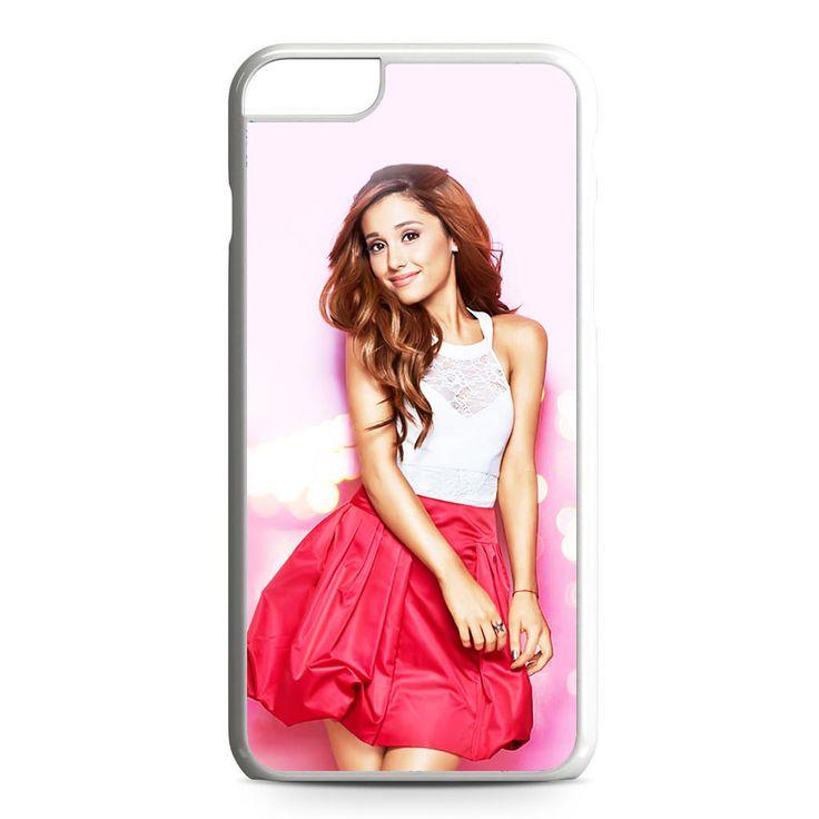 Ariana Grande Pink iPhone 6 Plus Case