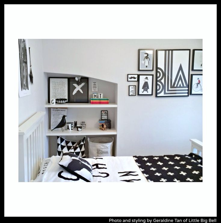 Stylish children's rooms as featured in the Sunday Times newspaper – Home section. My son's room.