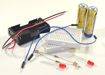 Discover Electronics Kit