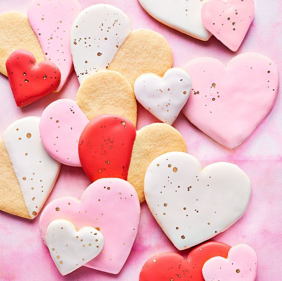 4 Inspired Ways to Decorate Cookies for Valentine's Day   Martha Stewart