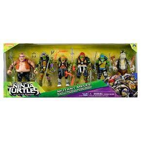 Teenage Mutant Ninja Turtles Movie 2 - 6 Pack Exclusive : Target