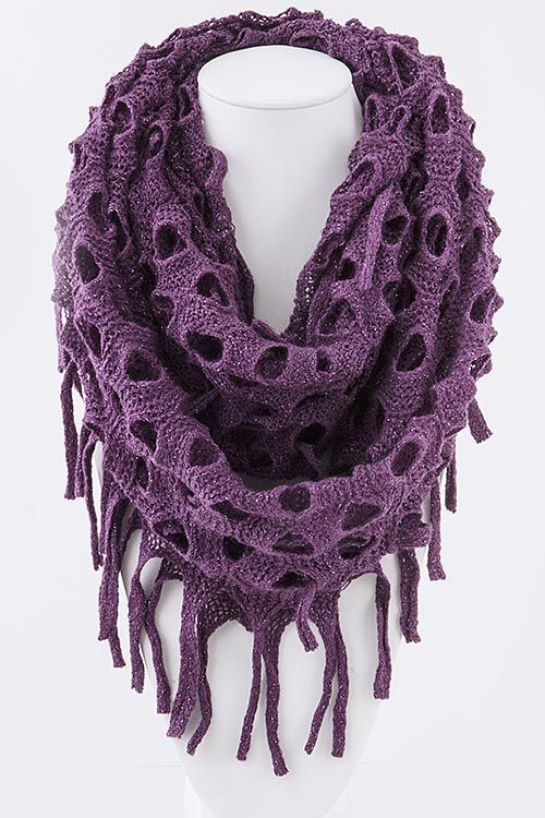 17 Best Images About Infinity Scarves On Pinterest