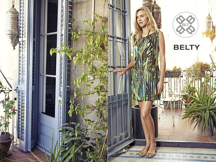 Belty #Beach Collection #vestido #playero #moda