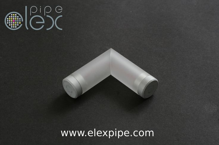 #ElexPipe Corner Element