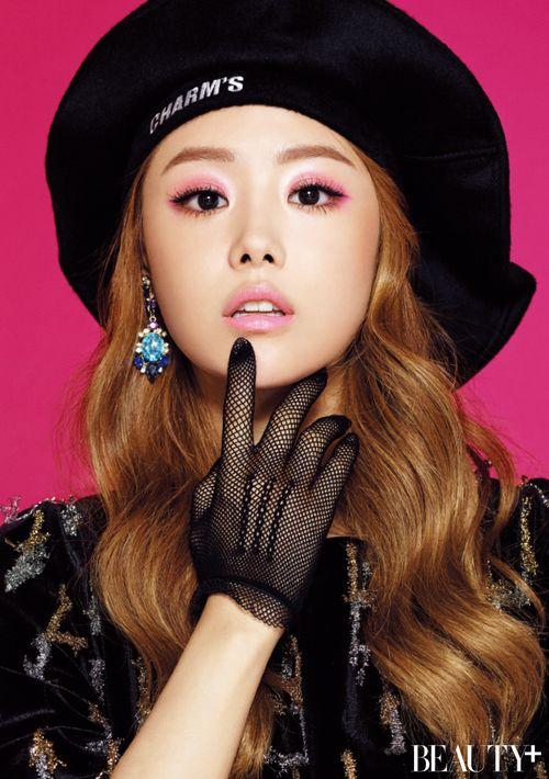 SECRET (시크릿) - 전효성 / Jun HyoSung (Jun HyoSeong) - 정하나 / Jung Hana - Zinger - 송지은 / Song Ji Eun - 한선화 / Han SunHwa