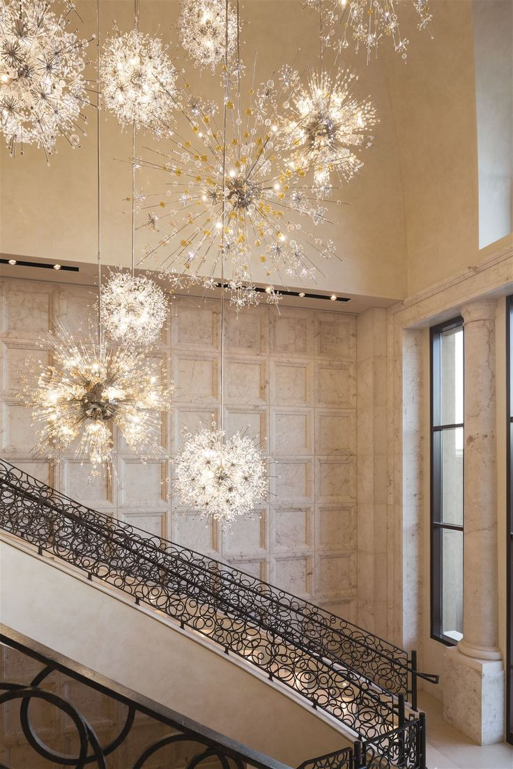 49 best s t a i r c a s e l i g h t i n g images on pinterest the grand stair area in four seasons hotel orlando at disney world received an impressive 6 arubaitofo Choice Image