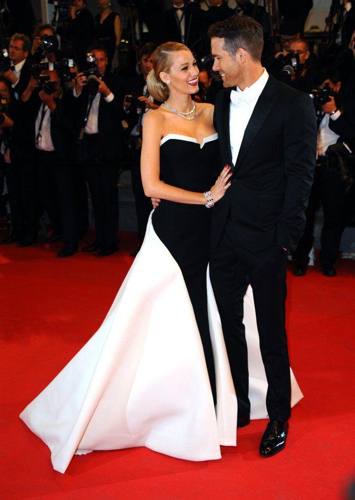 Pin for Later: Blake Lively und Ryan Reynolds heißen ihr erstes Kind willkommen!