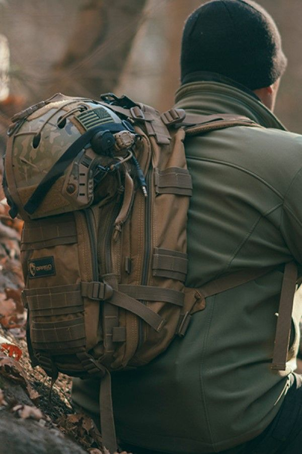 8661f96a9bd2 Drago Gear Tracker backpack  DragoGear  HCCGear. Find this Pin and more ...