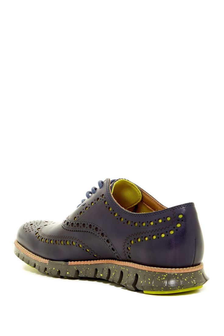 ZeroGrand Wing-Tip Oxford by Cole Haan on @nordstrom_rack