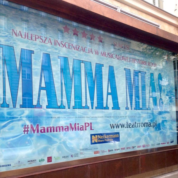 Mamma Mia, Teatr Roma x surfblog.pl  #mammamia #musical #teatr #roma #warszawa #warsaw #poland #surfblog #surf #blog #surfblogpl #surfblog.pl
